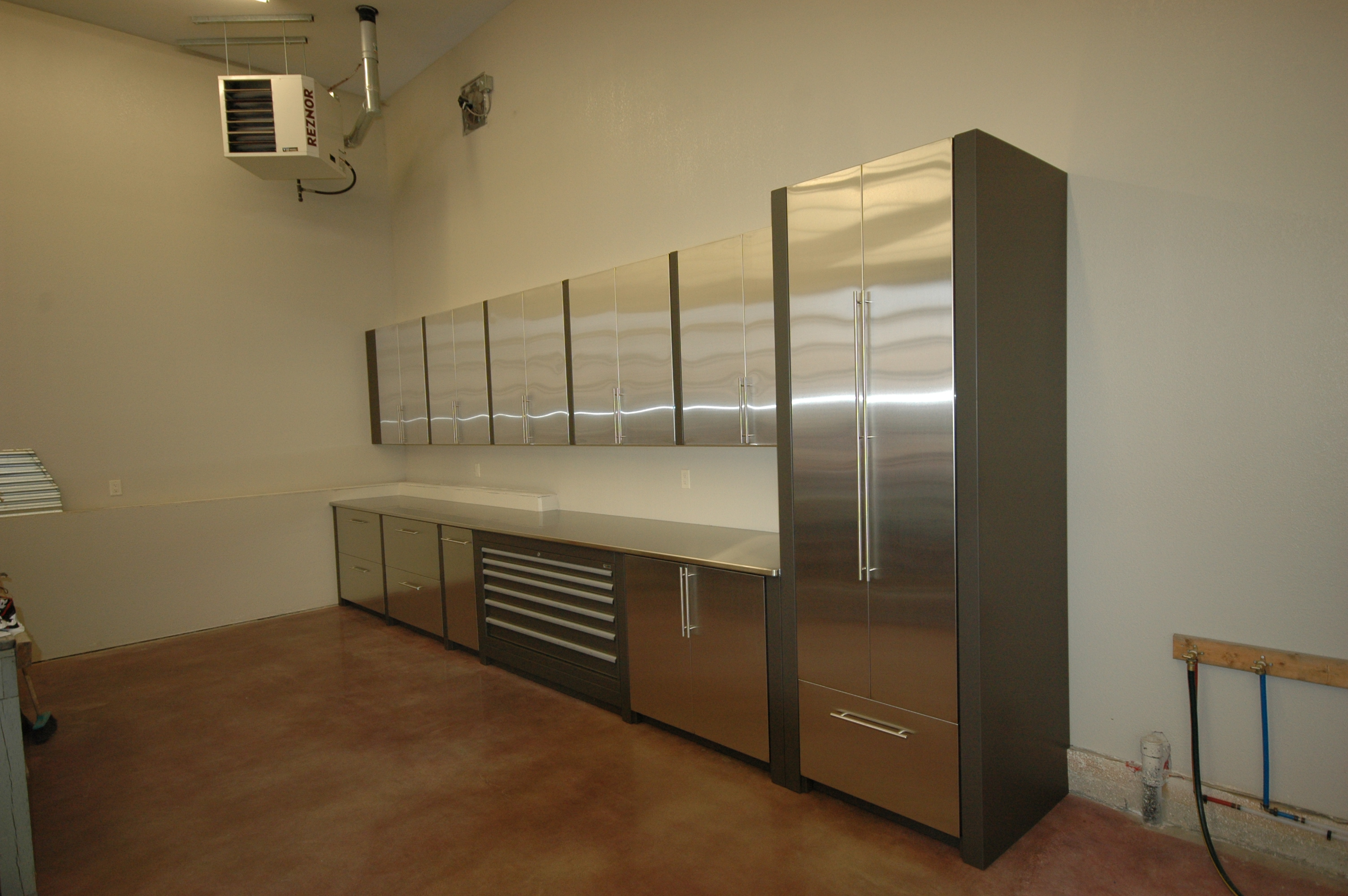 barefoot cabinets surfaces garage slide custom remodels cheap az by installed gilbert cabinet lok