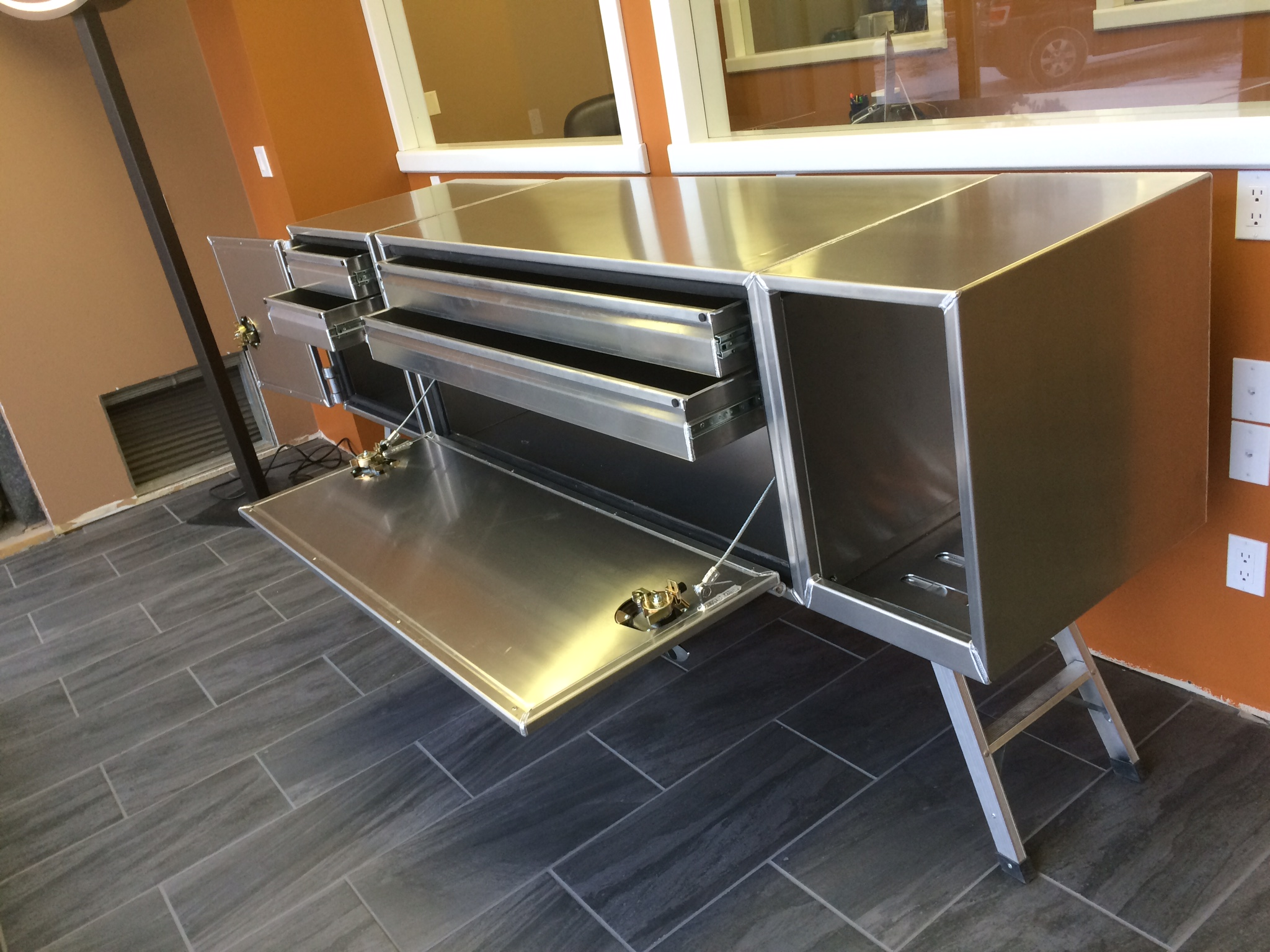 Truck Tool Boxes Dsw Manufacturing Inc Dsw